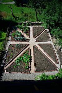 Creating the alpine kitchen garden